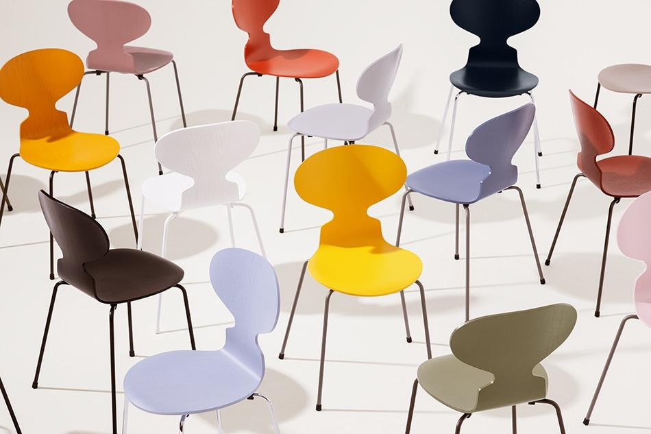 Ant Chair Lacquer/FRITZ HANSEN(アントチェア ラッカー/フリッツ)
