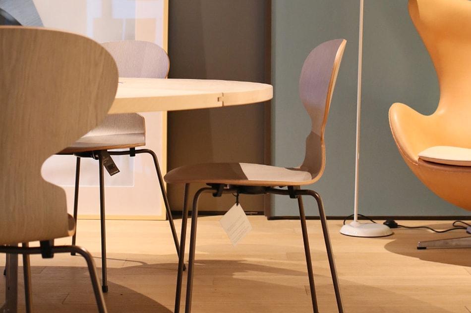 Ant Chair Wood/FRITZ HANSEN(アントチェア ウッド/フリッツ・ハンセン)