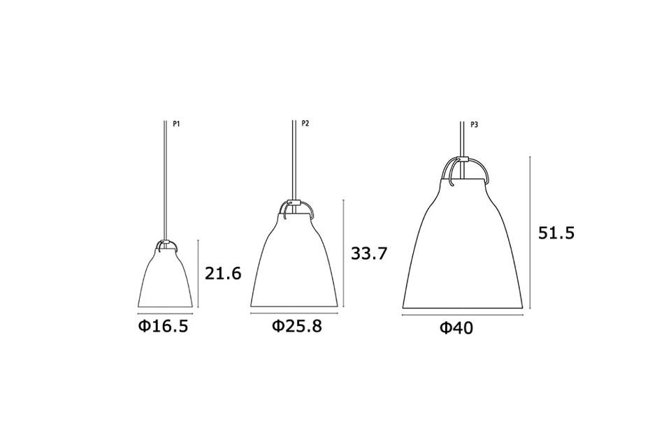 Caravaggio Matt/FRITZ HANSEN LIGHT YEARS(カラヴァジオ マット/フリッツハンセン ライトイヤーズ)