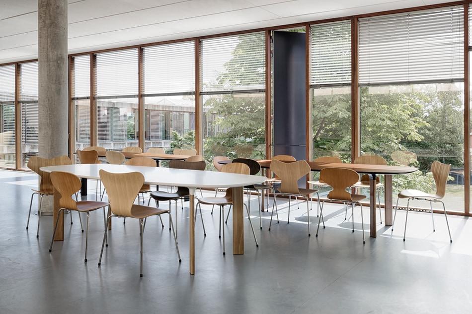 ANALOG TABLE JH83/FRITZ HANSEN(アナログ テーブル JH83/フリッツ・ハンセン)