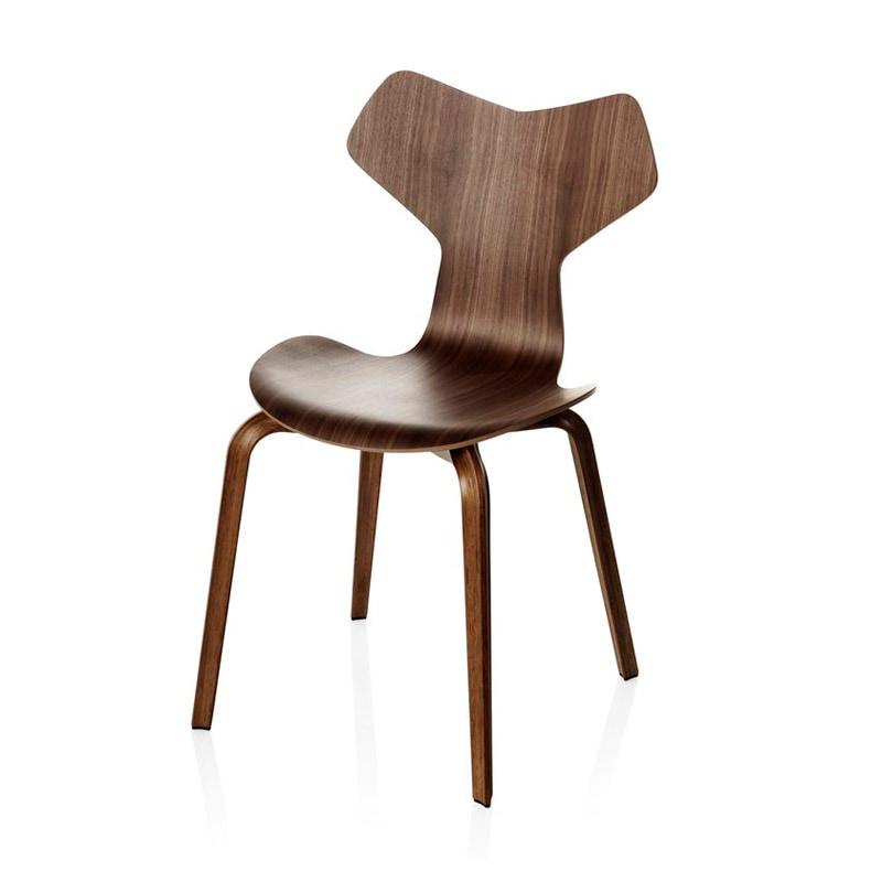 Grand Prix Chair Wooden Legs