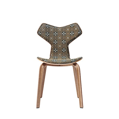 GRAND PRIX CHAIR WOODEN LEGS LIMITED EDITION