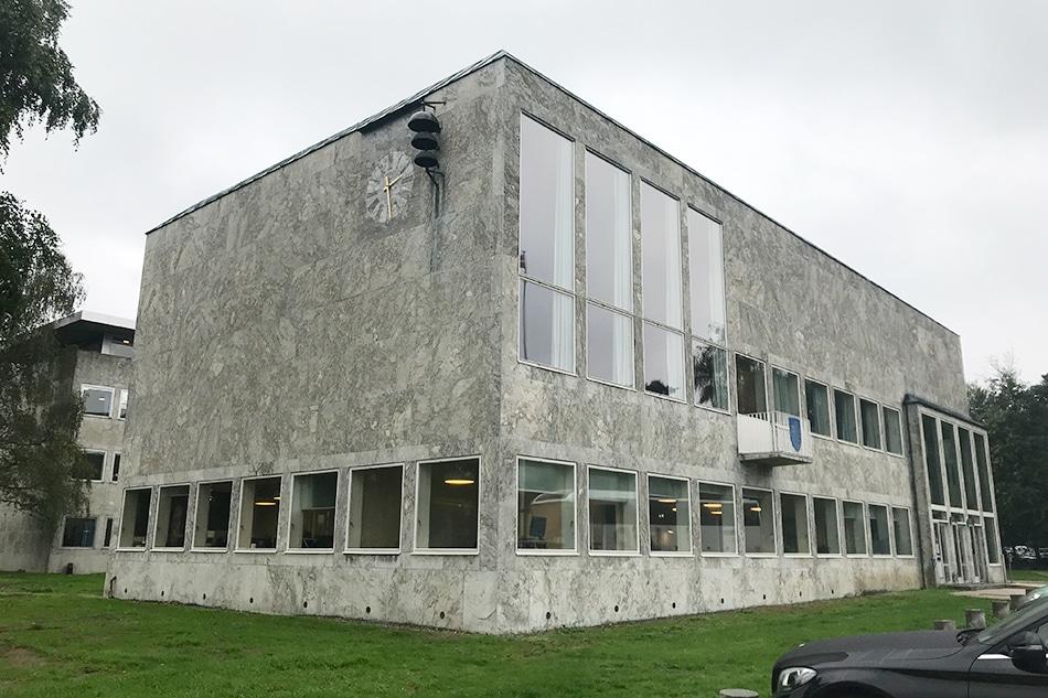 スラレド市庁舎