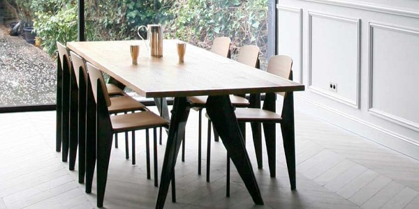 EM Table(wood)(vitra)