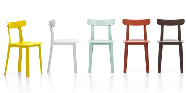 All Plastic Chair (Vitra)
