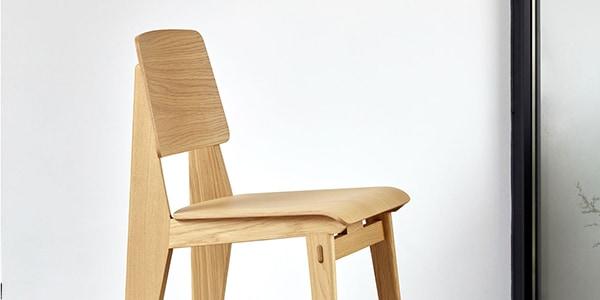 Chaise Tout Bois (Vitra)