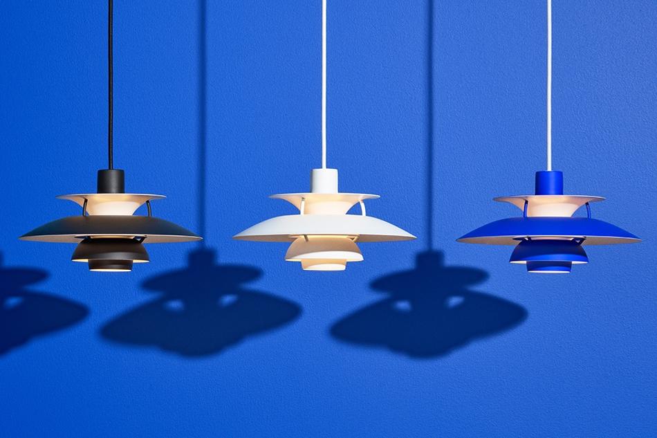 PH5&PH5 Mini Pendant Monochrome/Louis Poulsen(ピーエイチ5&ピーエイチ5 ミニ ペンダント モノクローム/ルイスポールセン)