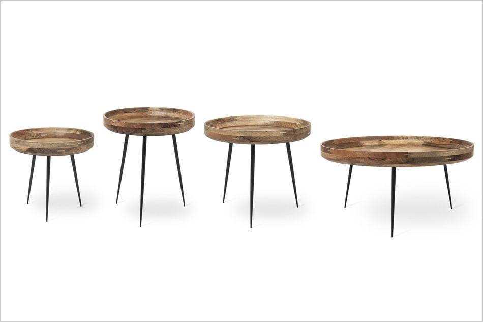 Bowl Table / mater(ボウルテーブル / メーター)