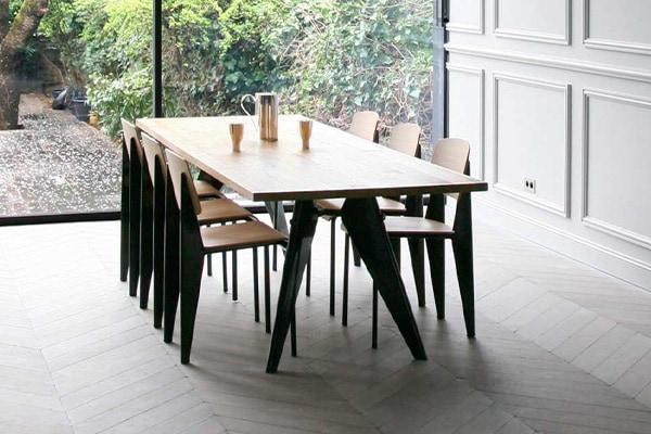 EM Table Wood/Vitra(イーエム テーブル/ヴィトラ)