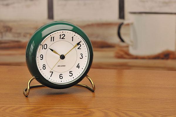 【2019年限定カラー】Table Clock Station/ROSENDAHL(テーブルクロック ステーション/ローゼンダール)