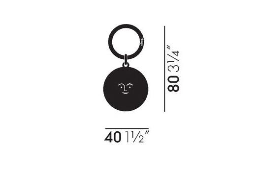 Key Ring Sun / Vitra(キーリング サン / ヴィトラ)
