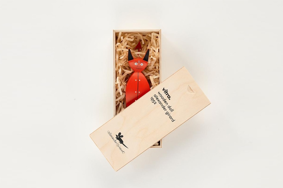 Wooden Dolls Little Devil/Vitra(ウッデンドール リトルデビル/ヴィトラ)