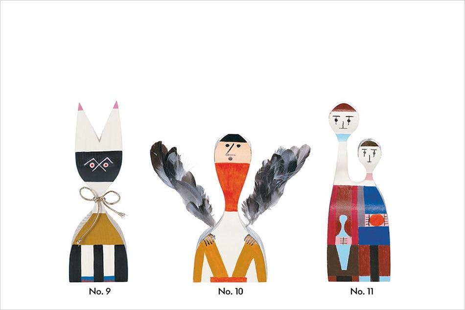 Wooden Dolls/Vitra(ウッデンドール/ヴィトラ)
