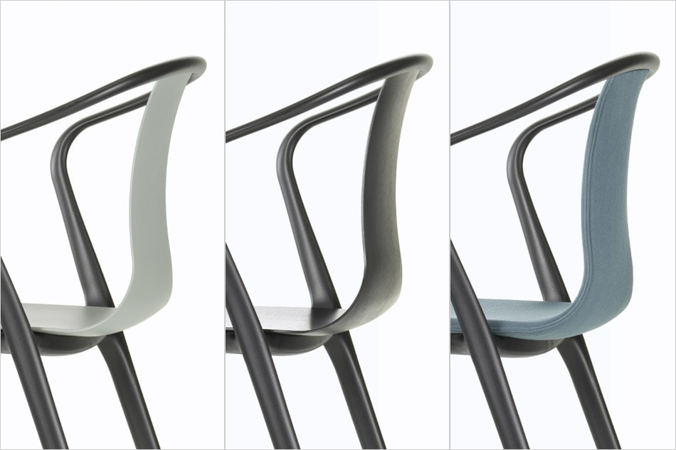 Belleville Arm Chair/Vitra(ベルヴィル アームチェア/ヴィトラ)