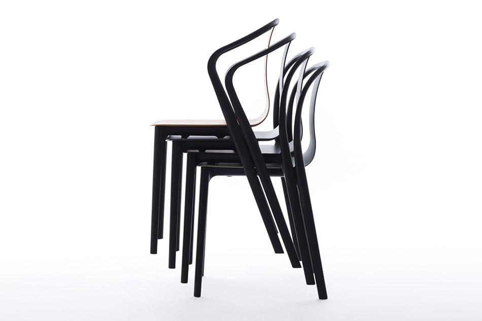 Belleville Chair/Vitra(ベルヴィル チェア/ヴィトラ)