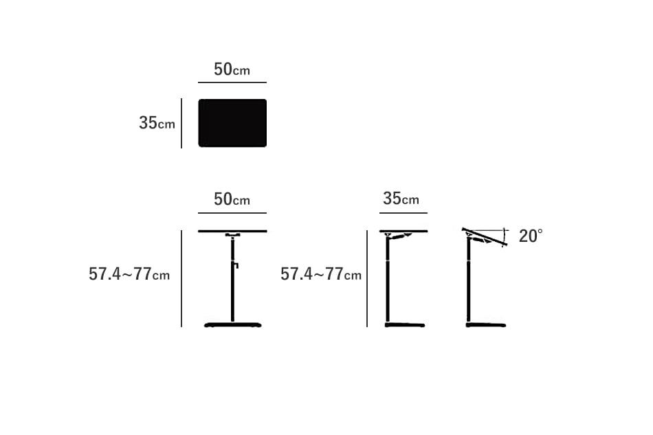 Nes Table/VITRA(ネステーブル/ヴィトラ)
