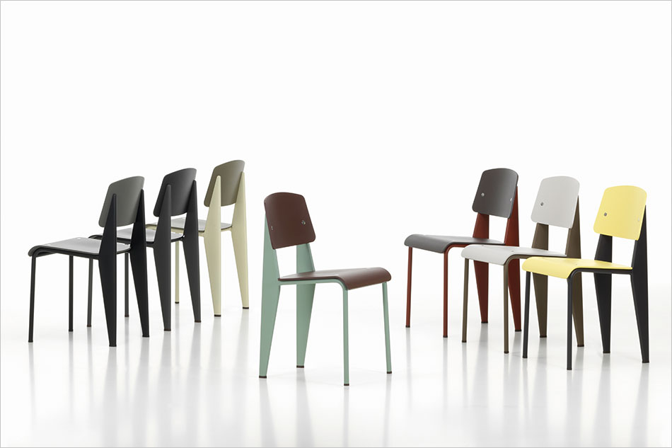 Standard SP Chair/Vitra(スタンダード SP チェア/ヴィトラ)