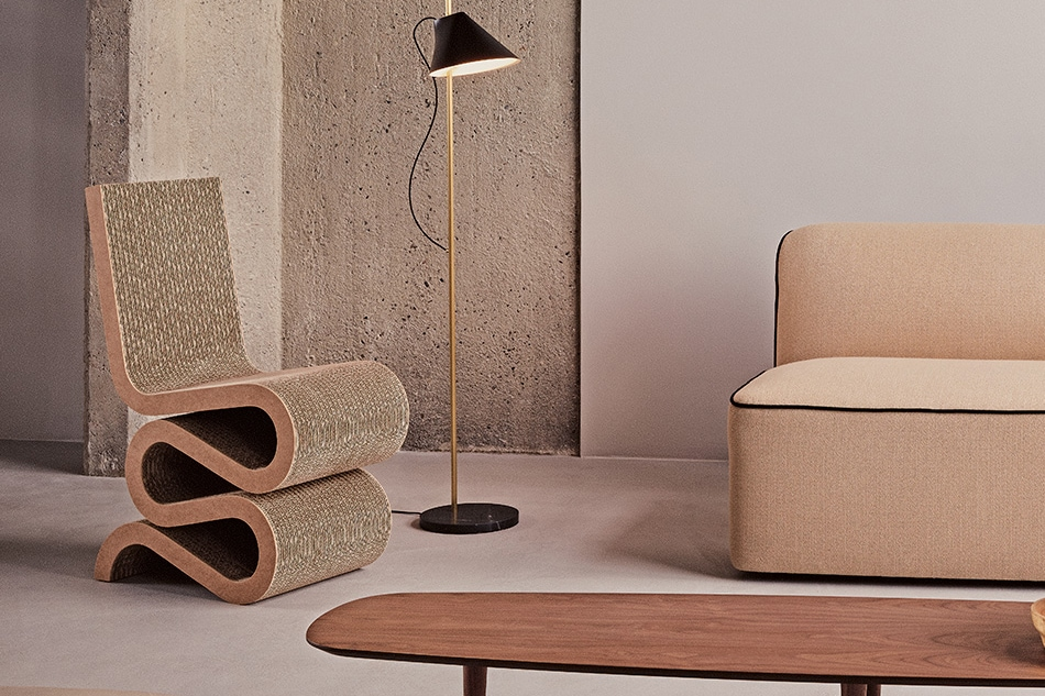Wiggle Side Chair/Vitra(ウィグル サイドチェア/ヴィトラ)