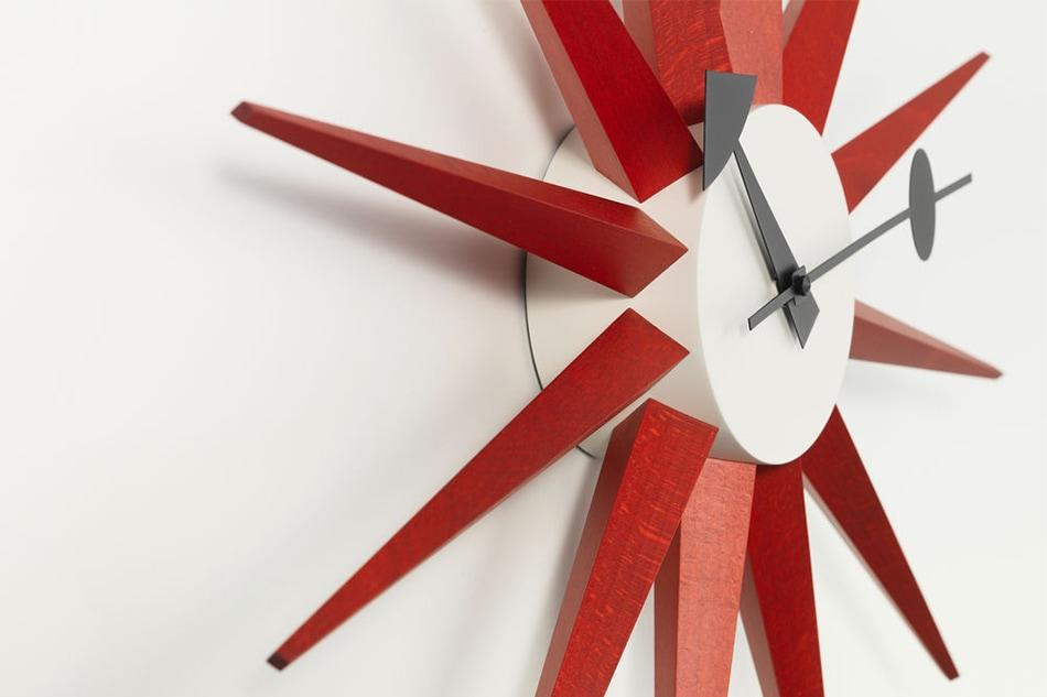 Suburst Clock/Vitra(サンバーストクロック/ヴィトラ)