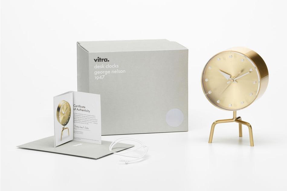 Tripod Clock/Vitra(トライポッドクロック/ヴィトラ)