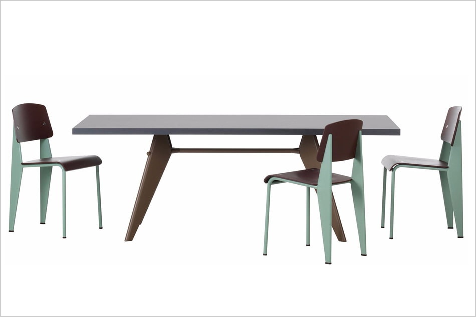 EM Table HPL/Vitra(イーエム テーブル ハイプレッシャーラミネート/ヴィトラ)