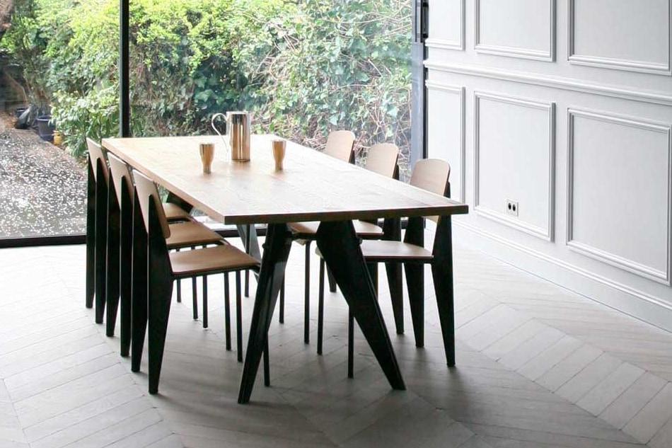 EM Table(wood)