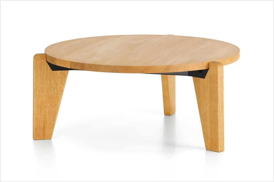 Gueridon Bas solid wood/Vitra(ゲリドン バス ソリッド ウッド/ヴィトラ)