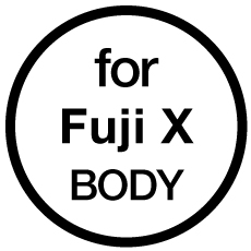 for Fuji X