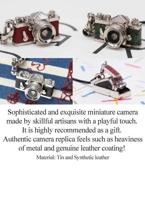 Miniature camera Charm
