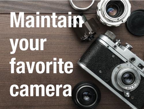 camera repair tool