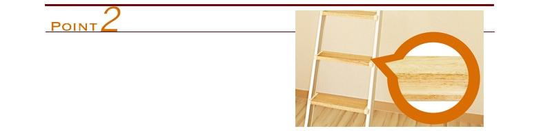 金属製ロフトはしごハイブリッドラダーはウレタン塗装仕様