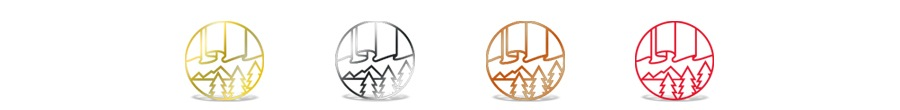 北欧の森・会員ランクのロゴ