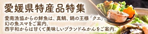 """""""愛媛県特産品特集"""""""