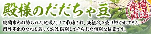 """""""山形県鶴岡市"""