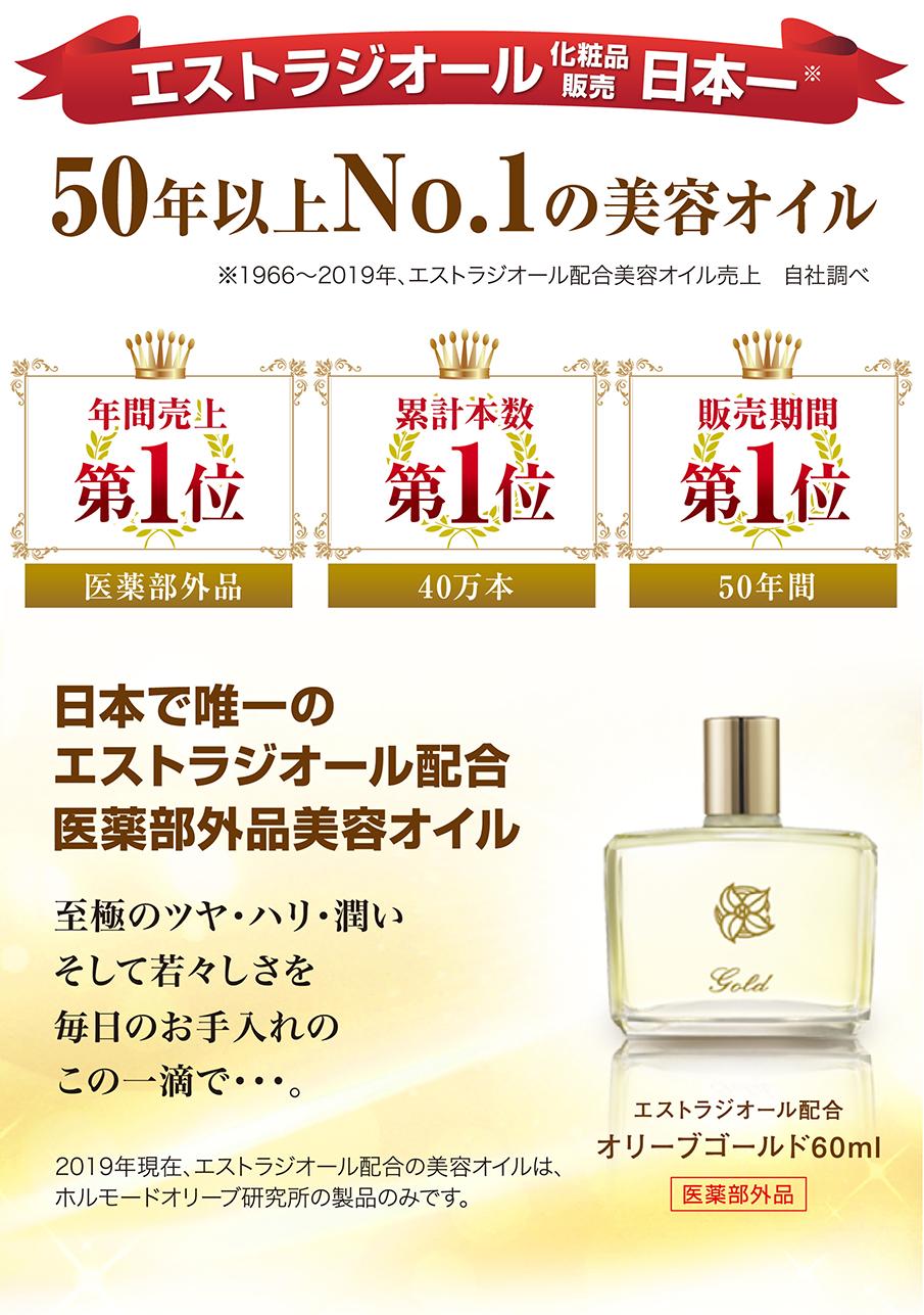 エストラジオール化粧品販売日本一