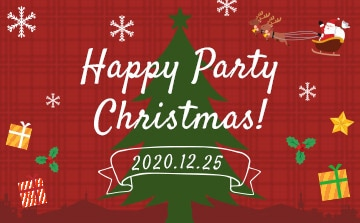 Happy Partyクリスマスセット