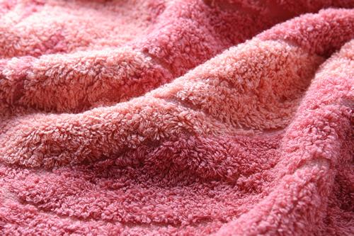 フラミンゴ タオル素材