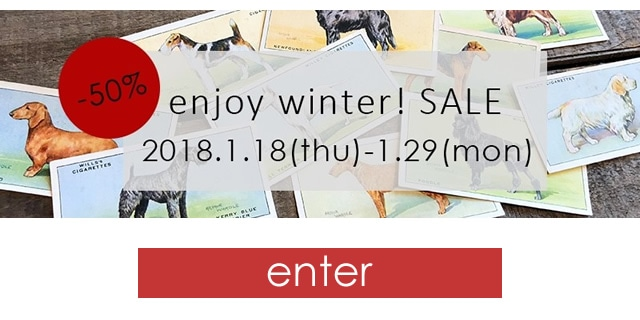 enjoy winter SALE