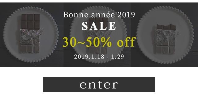 Bonne annee 2019 SALE