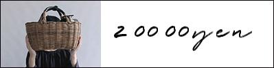 均一商品20000円