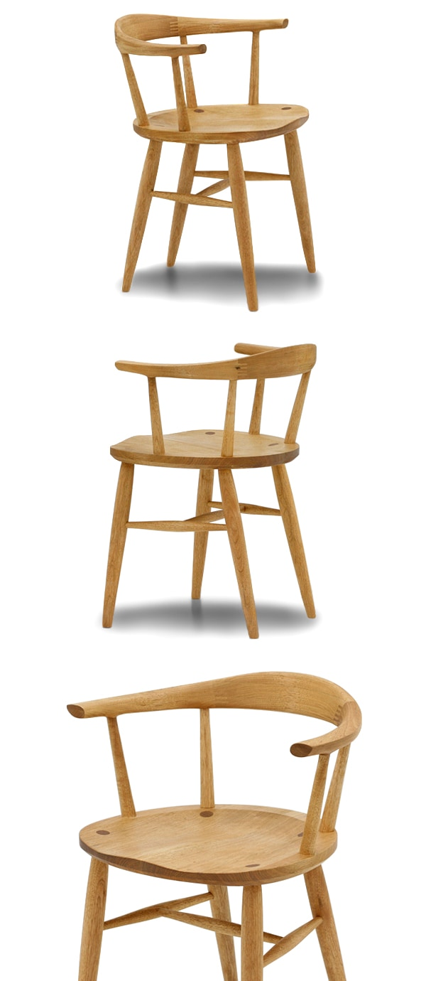 curumi,クルミ材,シリーズ,職人,手作り,椅子,家具,天然木
