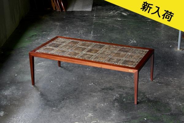 リペア前 ヴィンテージ北欧家具 テーブル