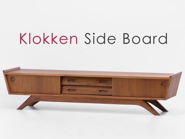 北欧,テレビボード,デンマーク,クロッケン,家具