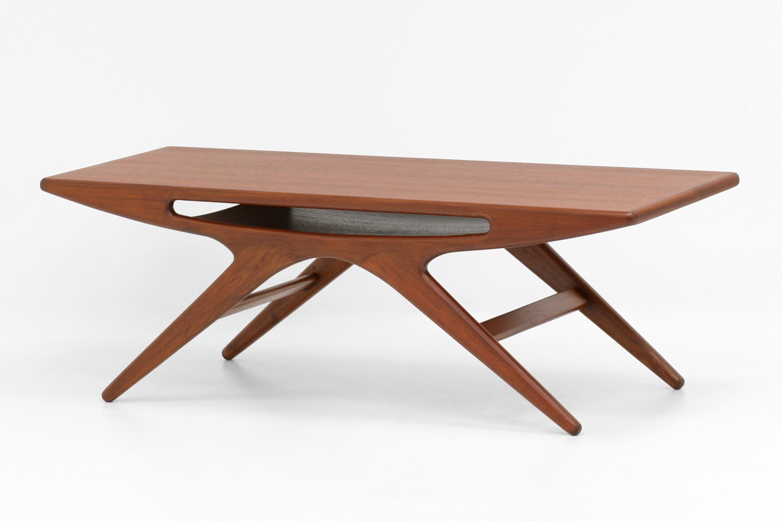北欧,デザイン,家具,クロッケン,チーク材,コーヒーテーブル