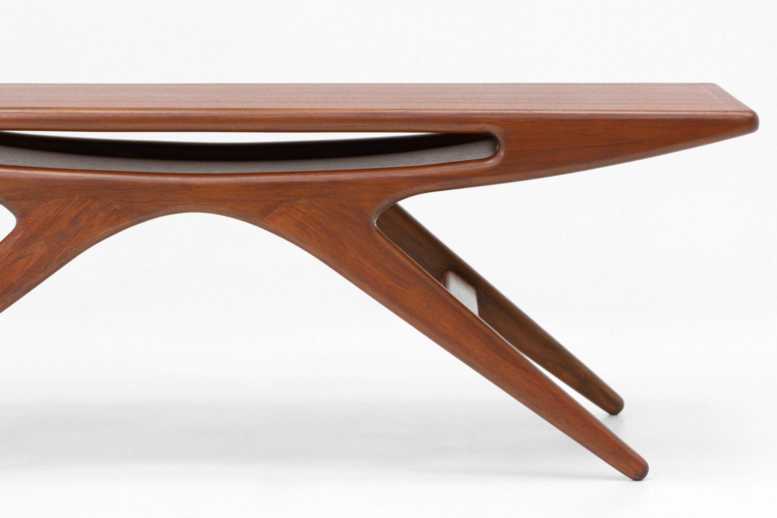 ローテーブル,北欧,デンマーク,クロッケン