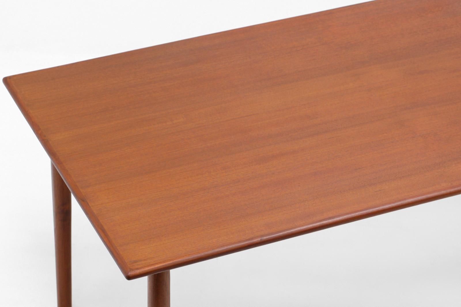 北欧,デザイン,家具,クロッケン,チーク材,テーブル