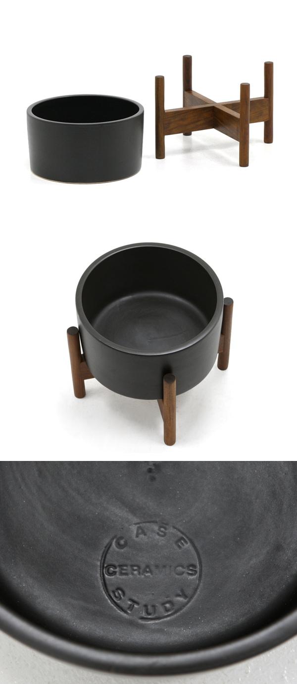 MODERNICA,モダニカ,Ceramic,セラミック,フラワーベース,プランター,北欧,陶器,黒,アメリカ,モダン