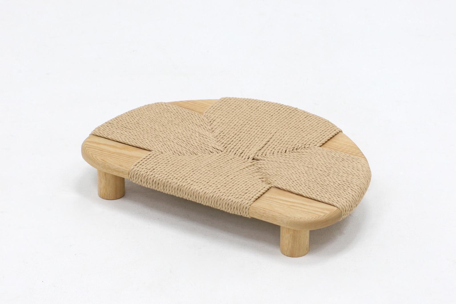 家具職人,手作り,無垢材,座椅子,ペーパーコード