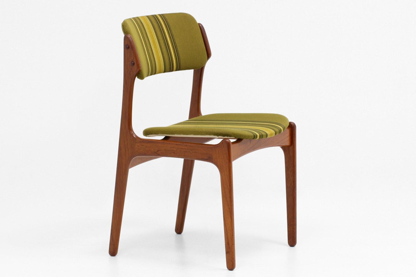 北欧,エリックバック,ErikBuch,model49,ダイニングチェア,椅子
