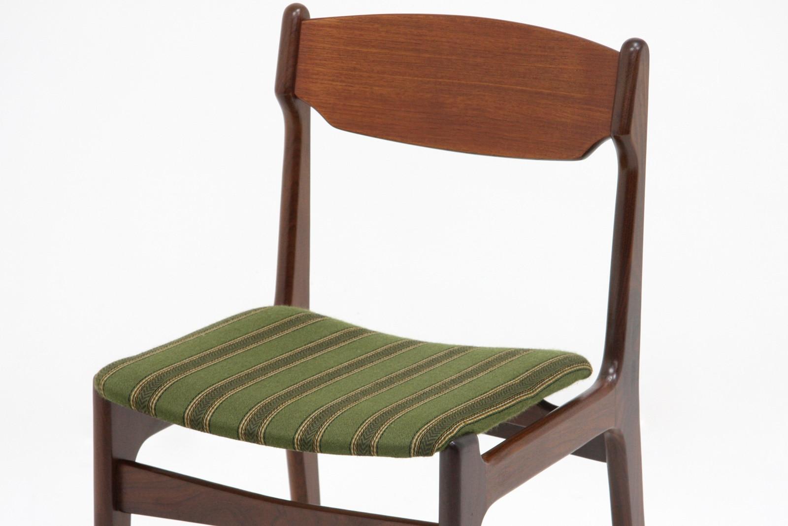 北欧,デザイナーズ,家具,エリックバック,チェア,4脚,セット